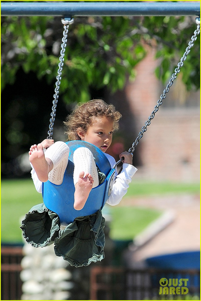 gabriel aubry park playtime with nahla 252858359