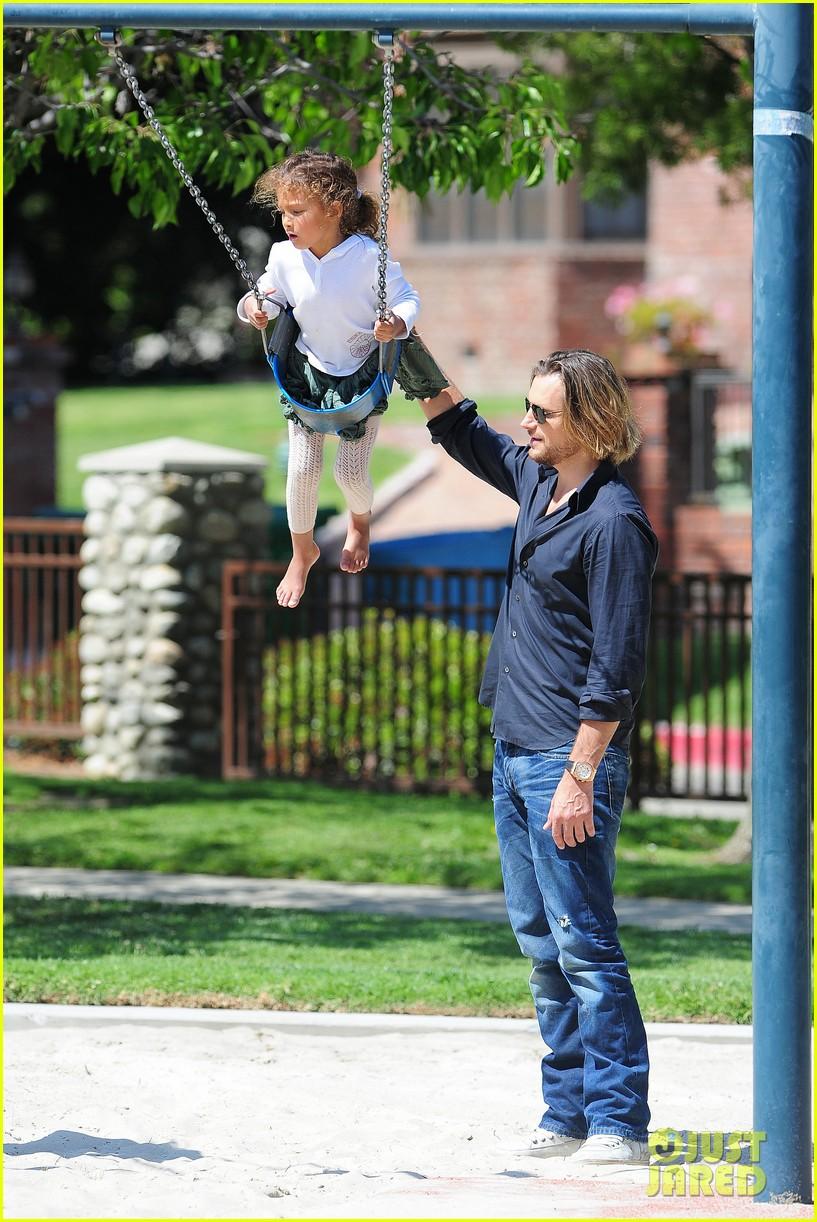 gabriel aubry park playtime with nahla 282858362