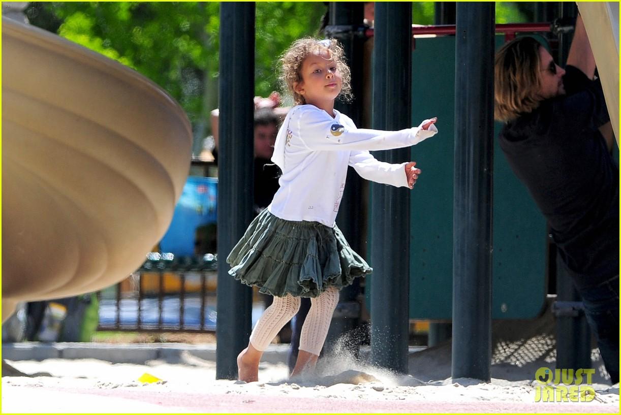 gabriel aubry park playtime with nahla 292858363