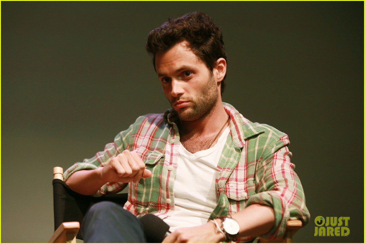 penn badgley greetings from tim buckley apple event 092858306