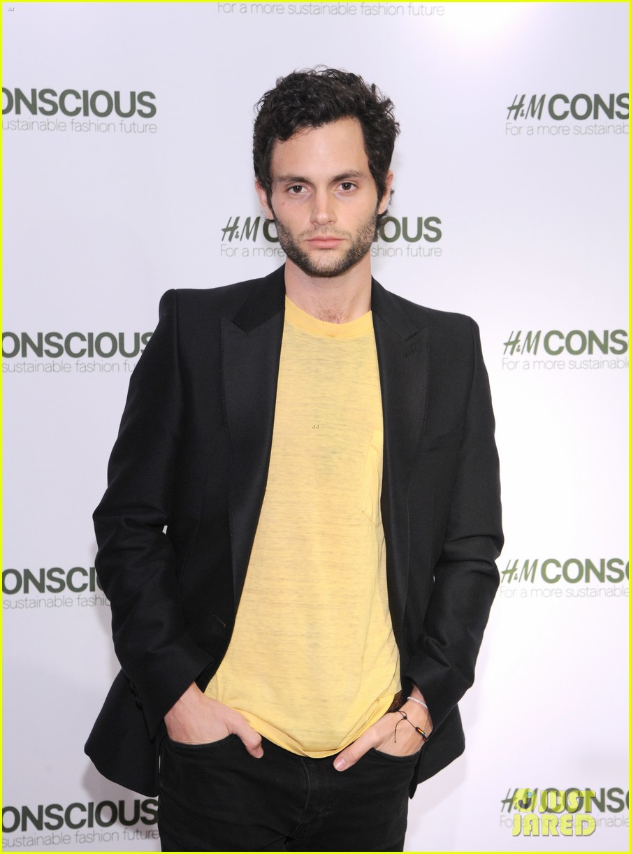 penn badgley victoria justice hm collection launches 03