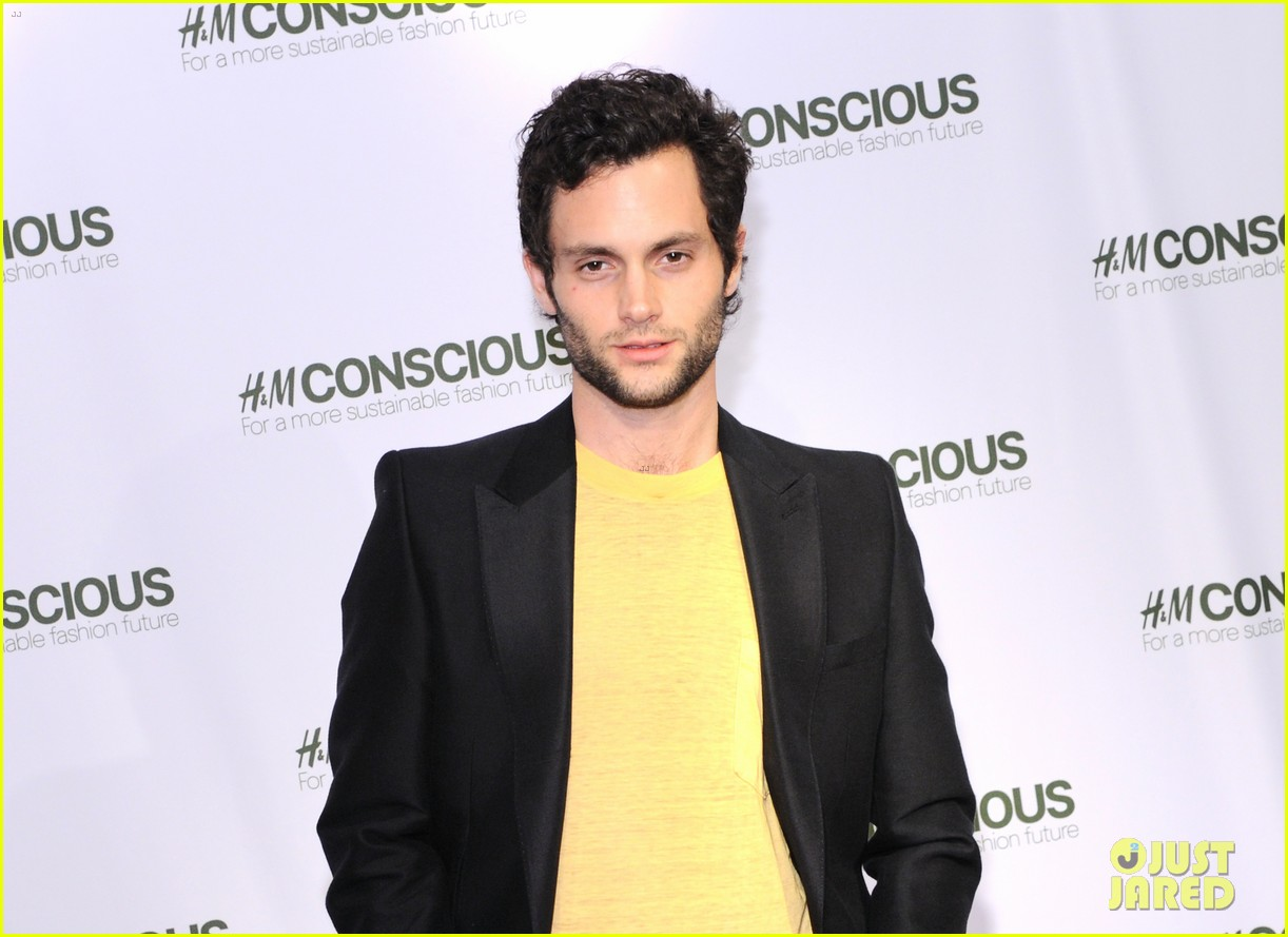 penn badgley victoria justice hm collection launches 082843573