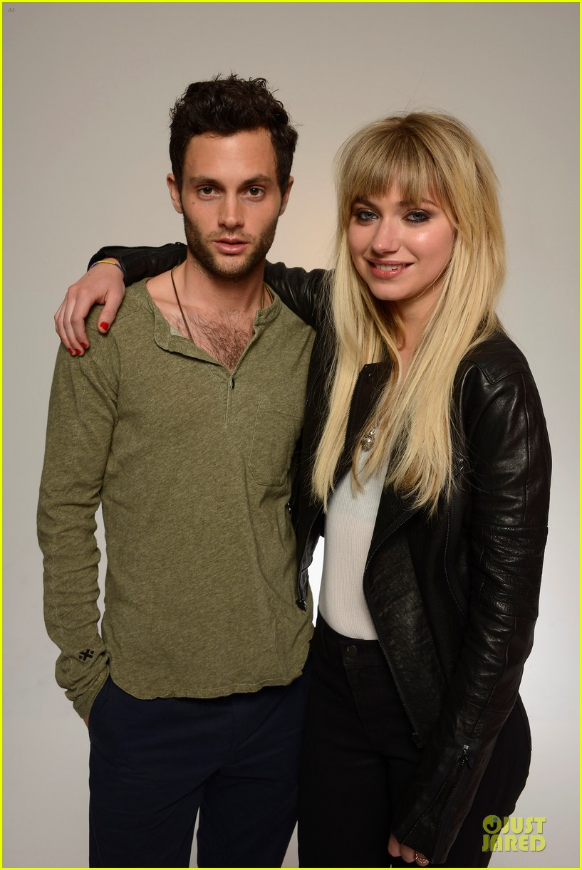 penn badgley imogen poots greetings from tim buckley tribeca premiere 052856753
