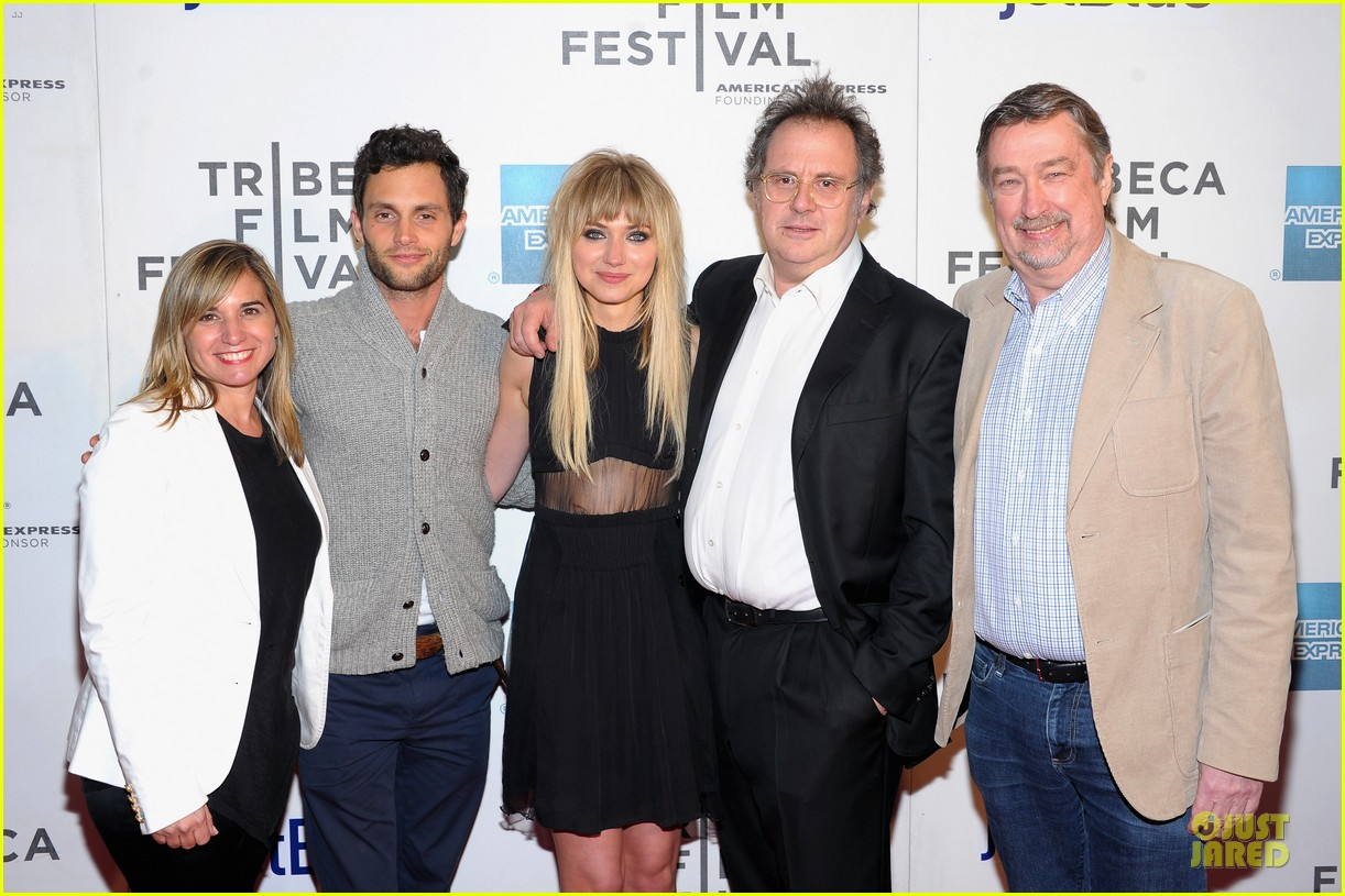 penn badgley imogen poots greetings from tim buckley tribeca premiere 182856766