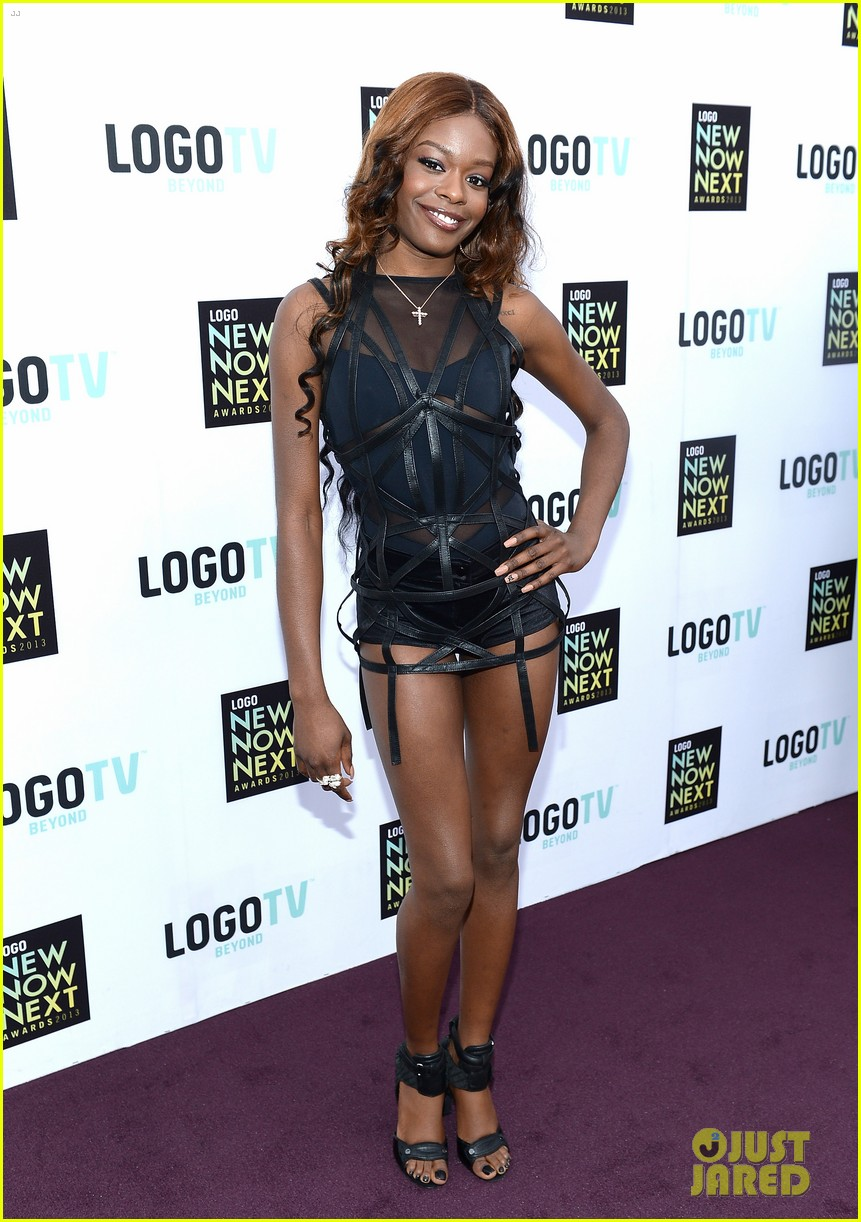 azealia banks naya rivera new now next awards 2013 012849401