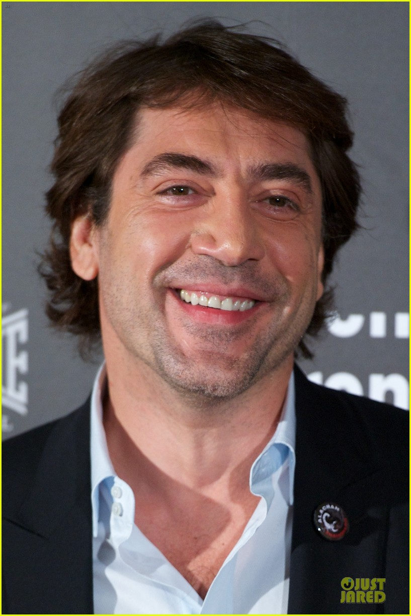 javier bardem alacran enamorado photo call with brother carlos 162846656