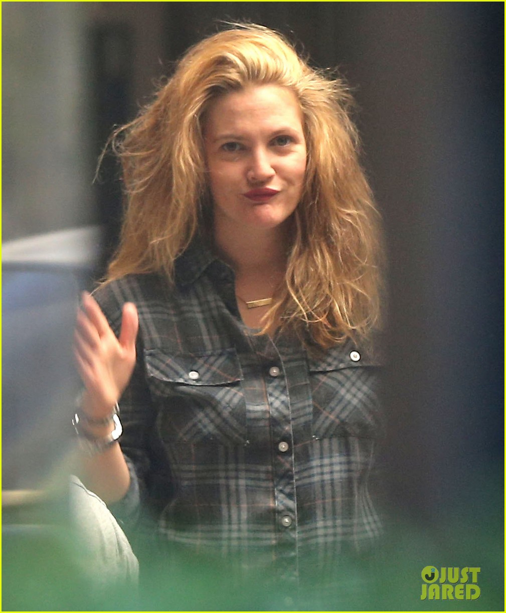 drew barrymore back to blonde 13
