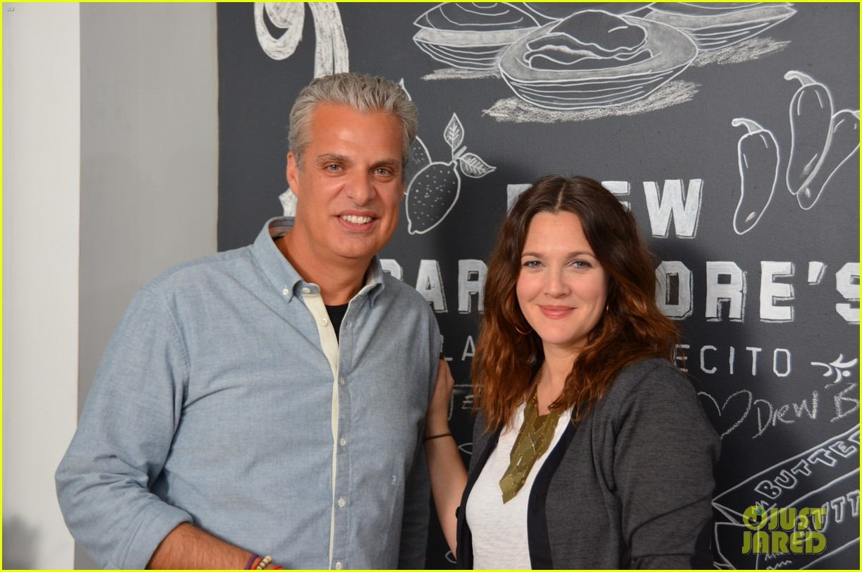 drew barrymore cooks with chef eric ripert watch now 022852436