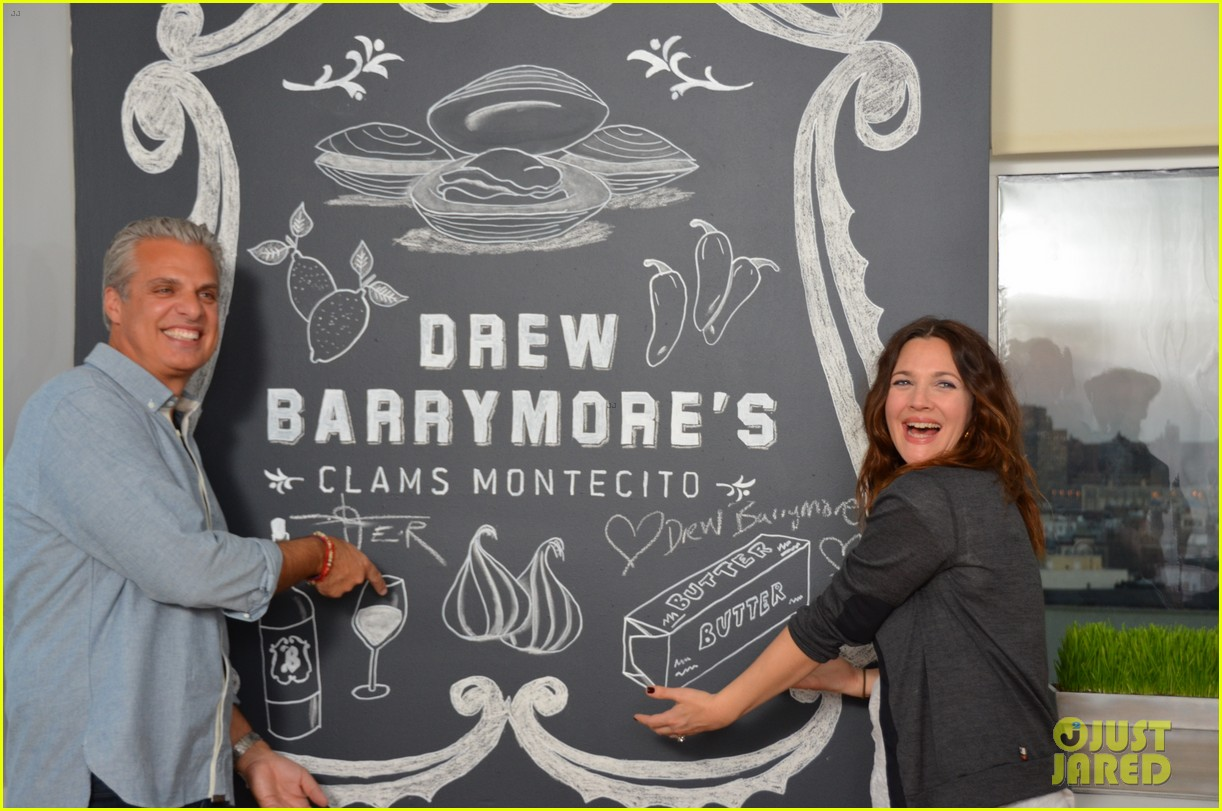 drew barrymore cooks with chef eric ripert watch now 042852438