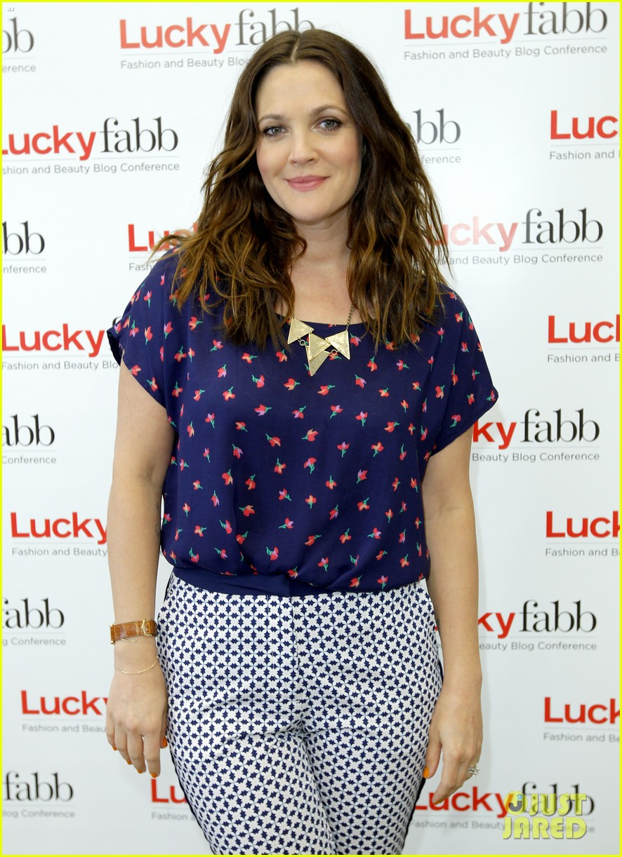 drew barrymore julianne hough luckyfabb event 112843546