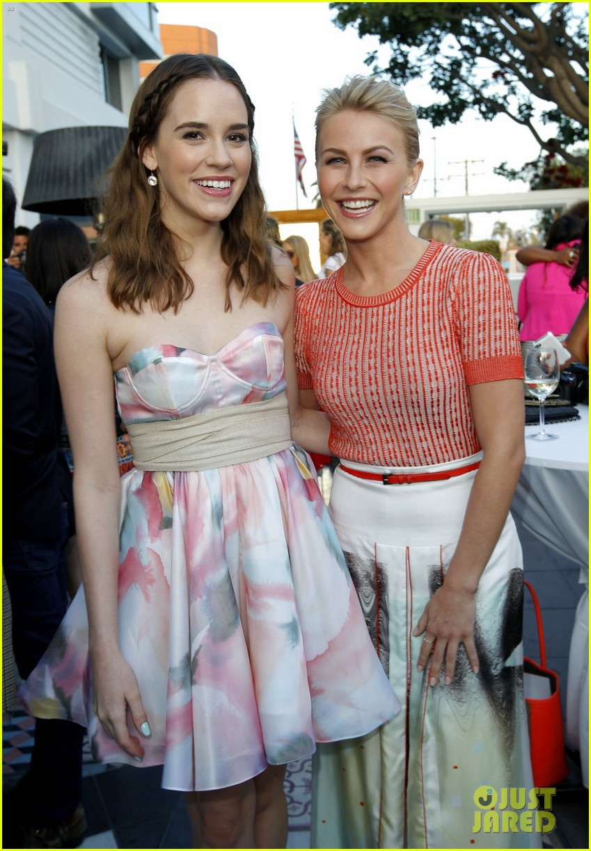 drew barrymore julianne hough luckyfabb event 242843559
