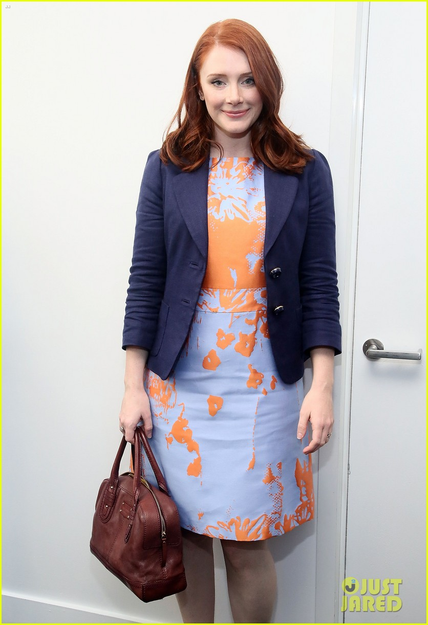bryce dallas howard womens filmmaker brunch at tribeca 102858194