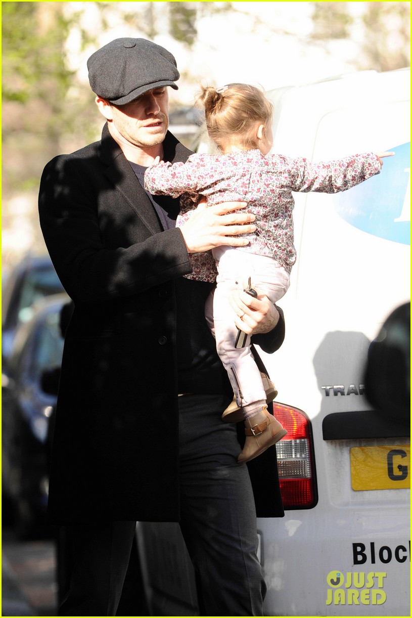 victoria david beckham day out with harper 072857202