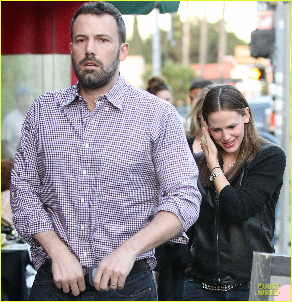 jennifer garner ben affleck hollywood dinner date 322854099