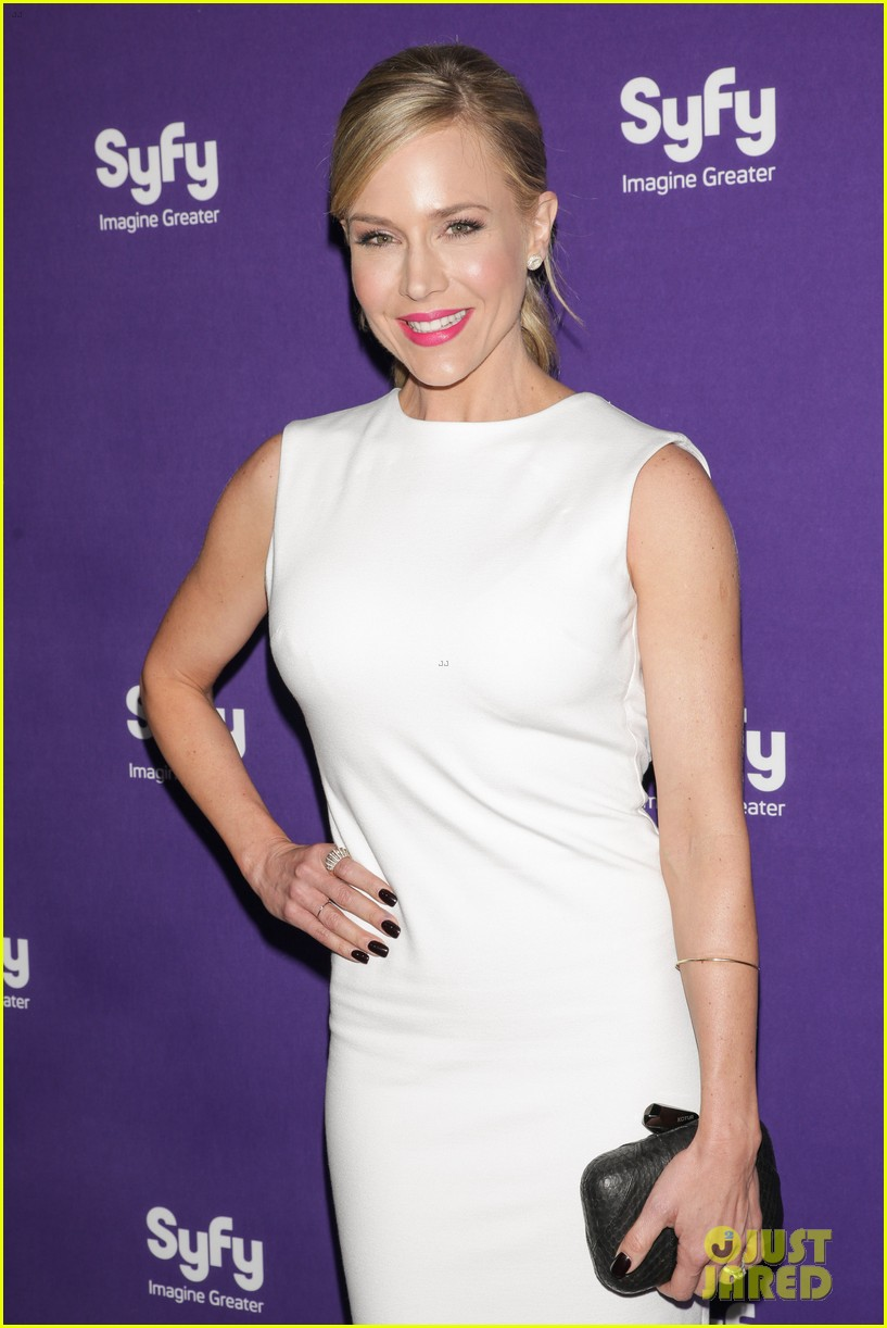julie benz sam witwer syfy upfronts 2013 192847297