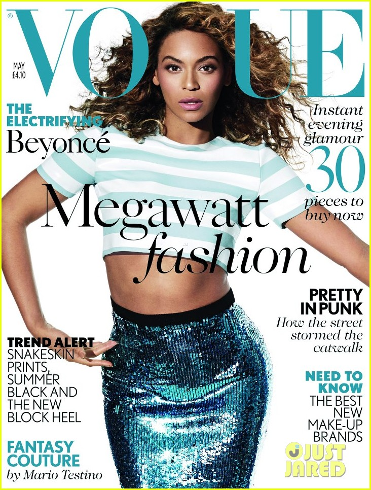 beyonce covers british vogue may 2013 01
