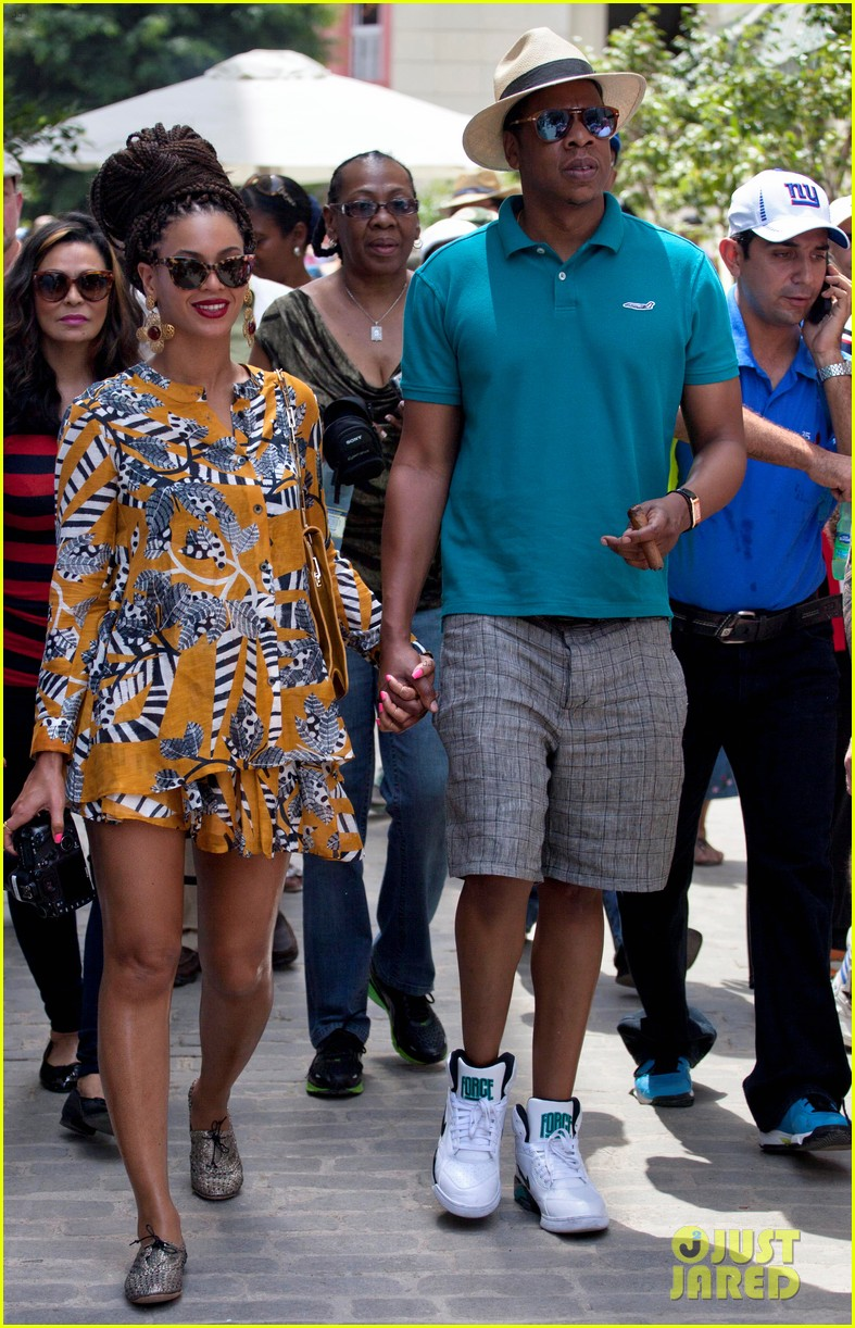 beyonce jay z celebrate fifth anniversary in havana 052843686