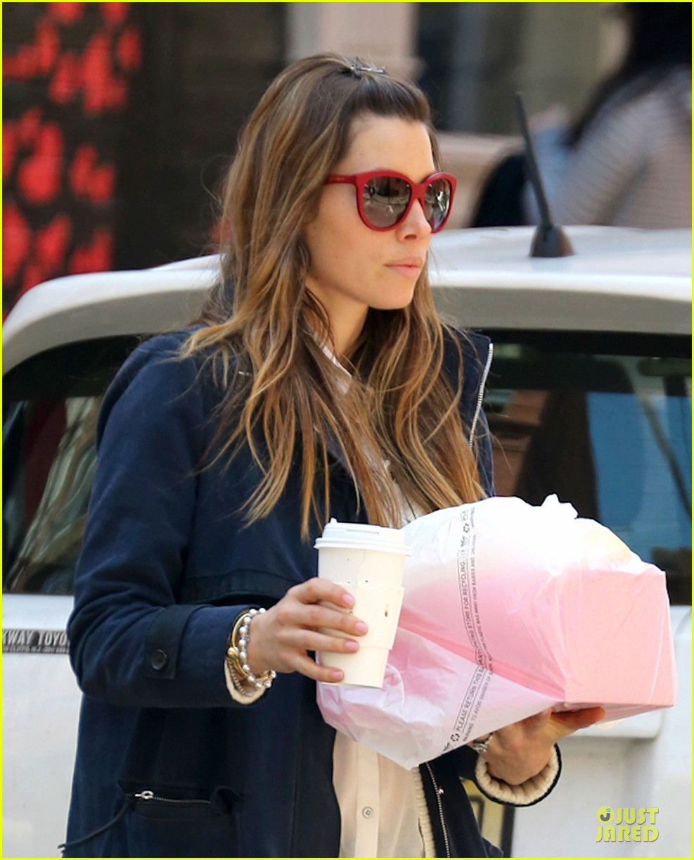 jessica biel its okay to have a margarita now 072859190