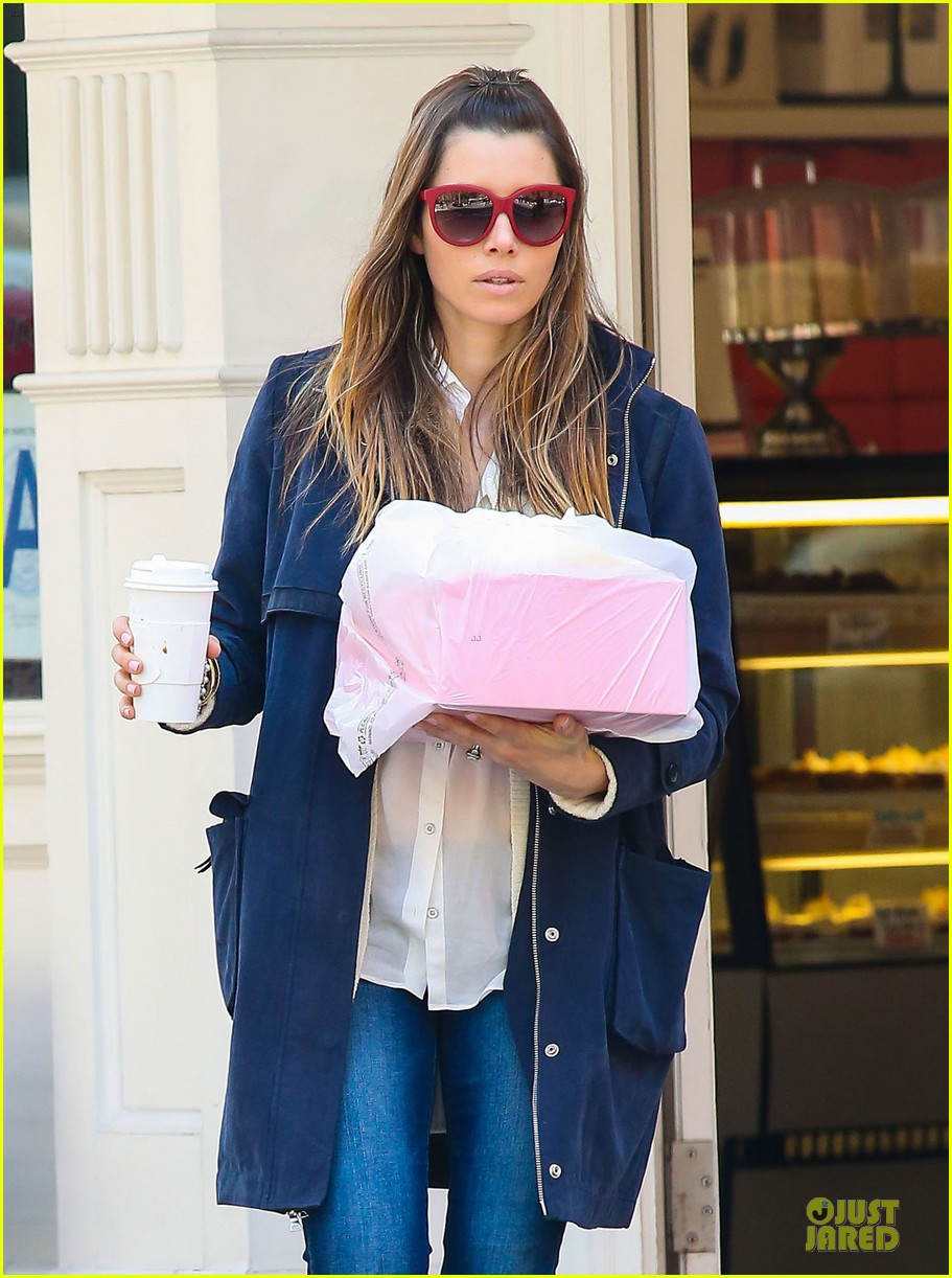 jessica biel its okay to have a margarita now 122859195