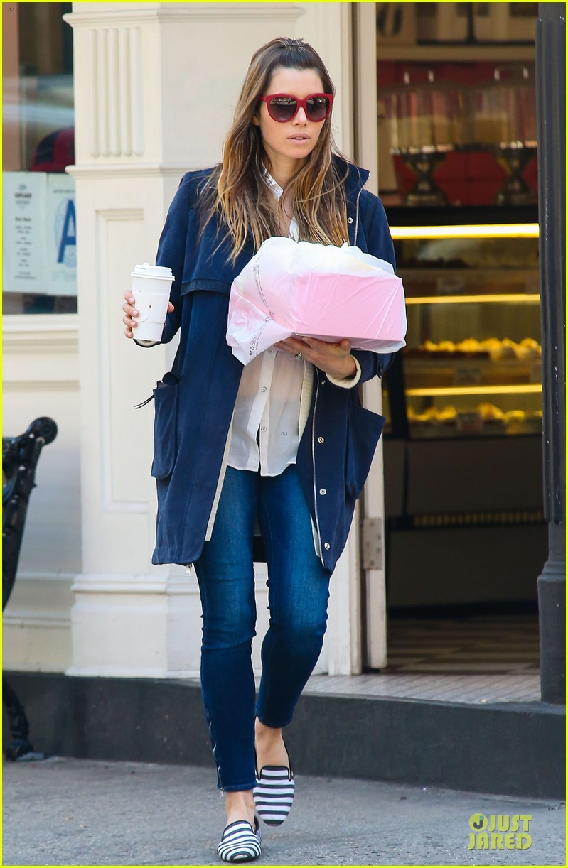 jessica biel its okay to have a margarita now 132859196