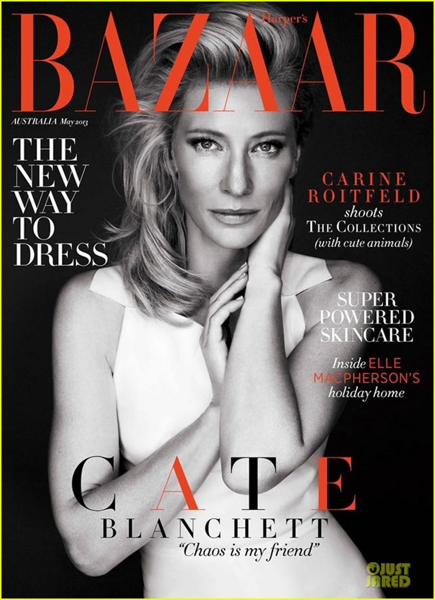 cate blanchett covers harper bazaar australia magazine may 2013 012843865