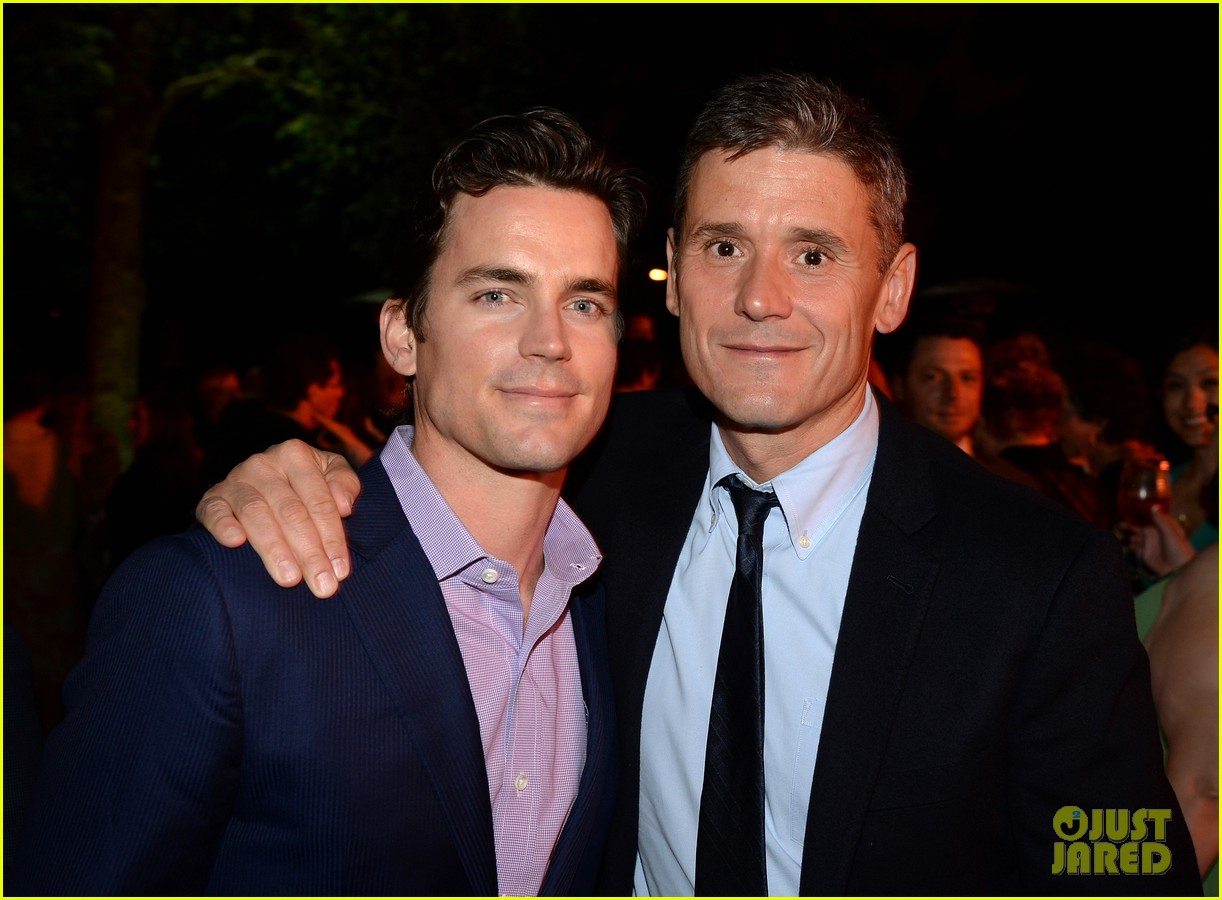 matt bomer simon halls american fertility association event 022849344