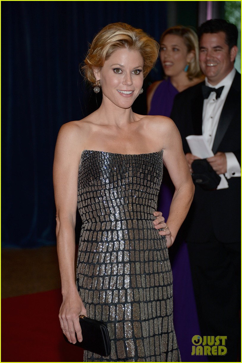 julie bowen eric stonestreet white house correspondents dinner 2013 022859545