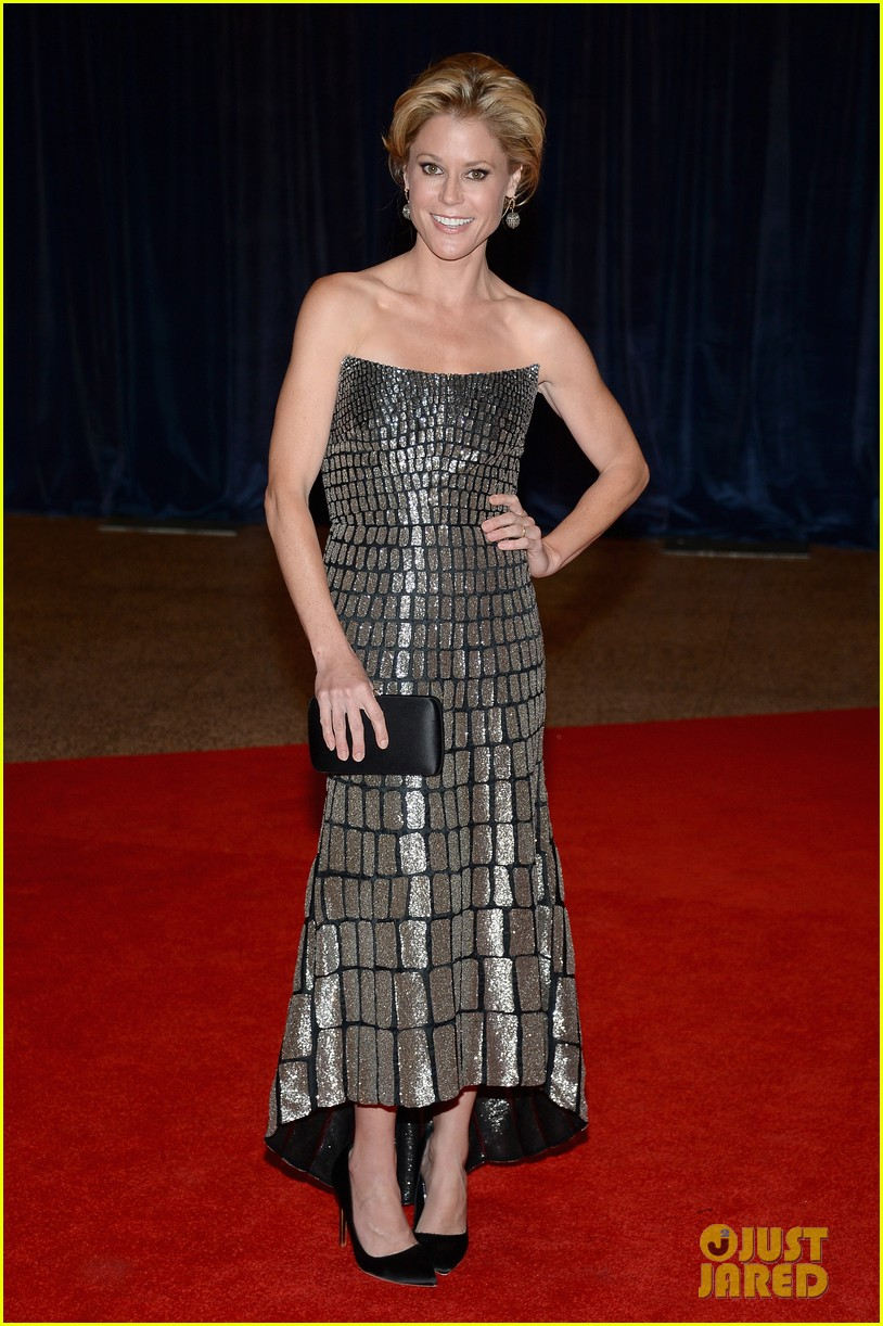 julie bowen eric stonestreet white house correspondents dinner 2013 032859546