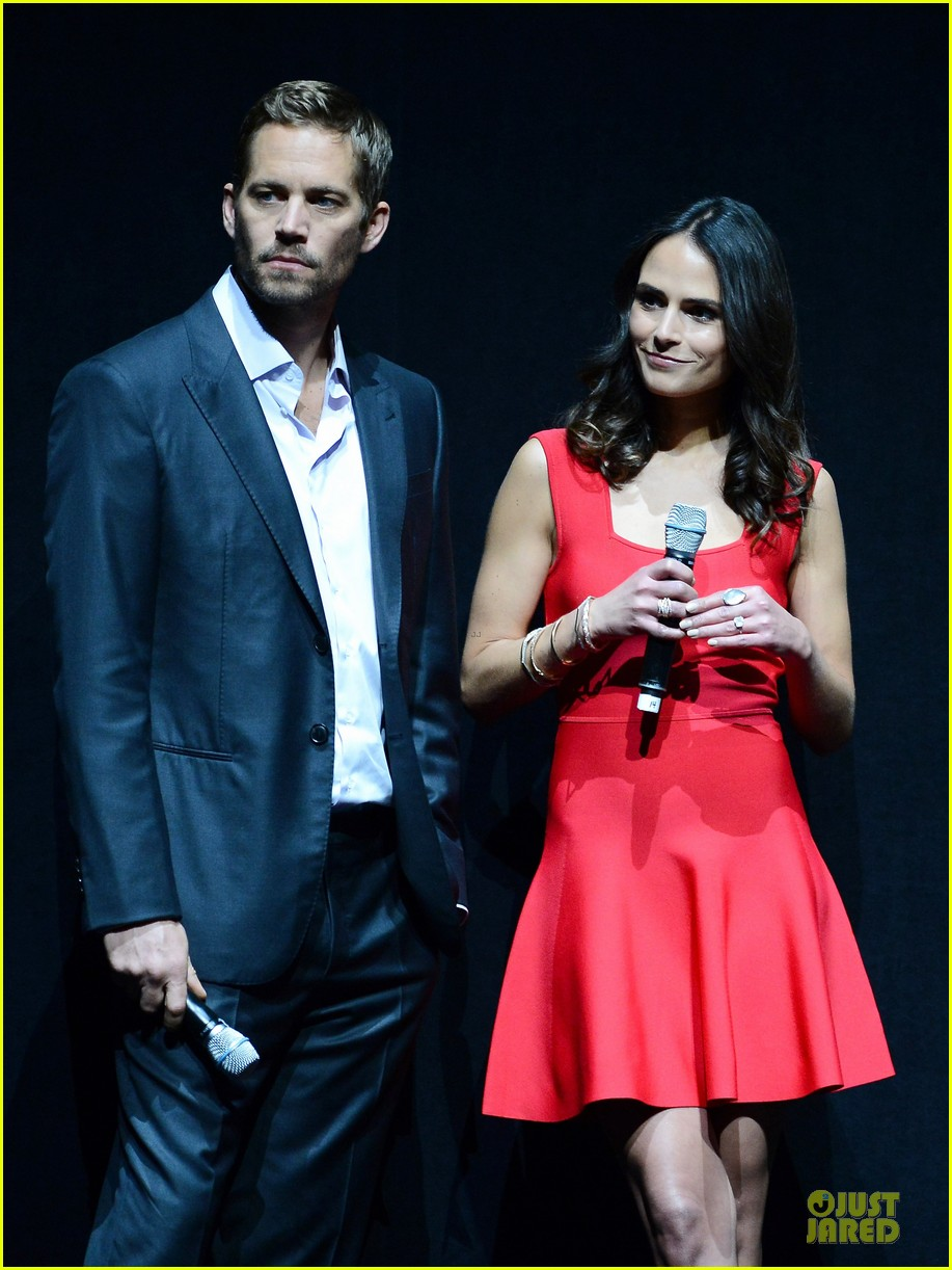 jordana brewster paul walker fast furious 6 cinemacon presentation 022851582