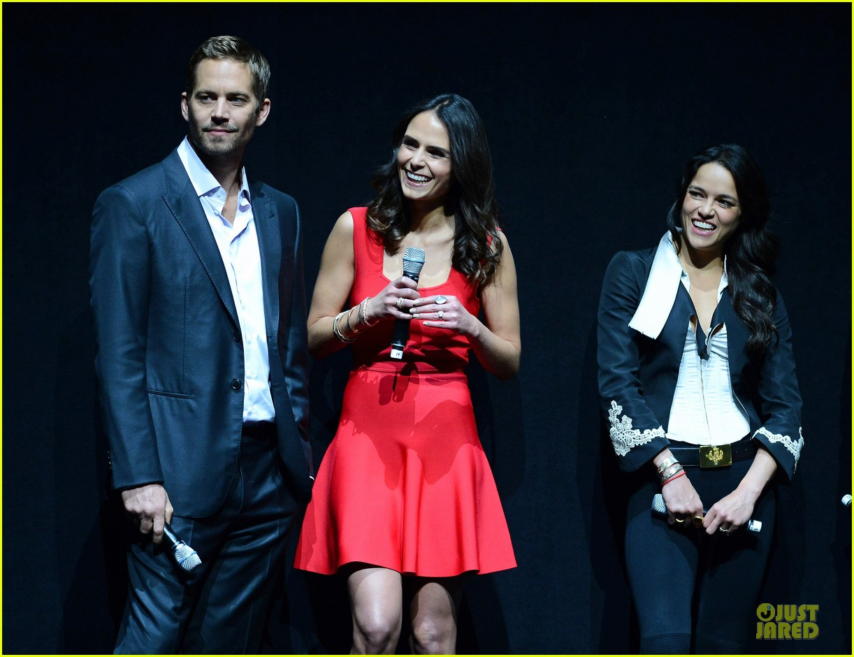 jordana brewster paul walker fast furious 6 cinemacon presentation 032851583
