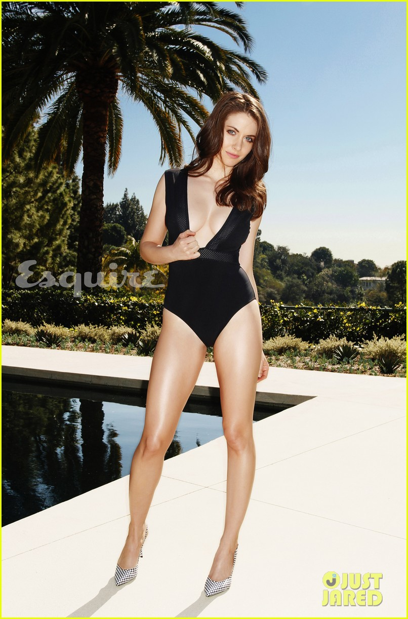 alison brie bathing suit babe for esquire 022853566