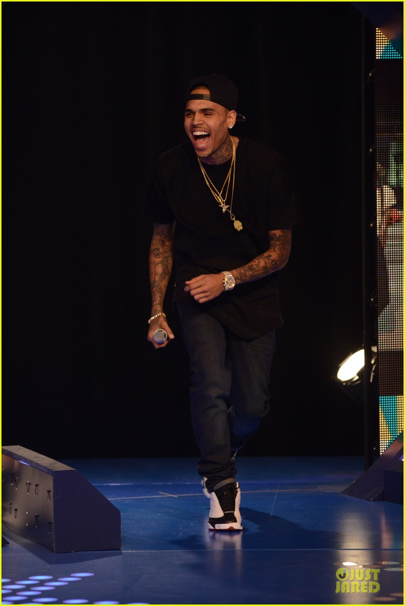 chris brown fine china promotion on 106 park 062841663