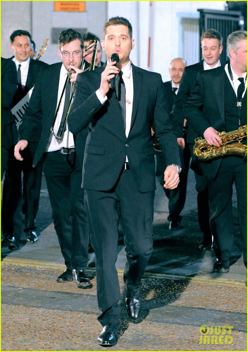 michael buble i want to be an actor 122841384