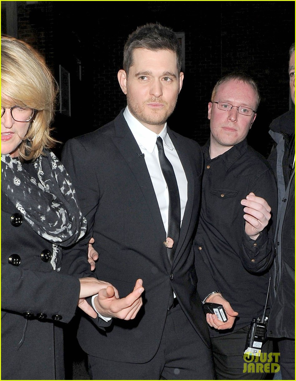 michael buble i want to be an actor 152841387