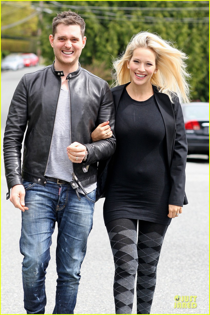 michael buble luisana lopilato sex to concieve wasnt sexy 202854127