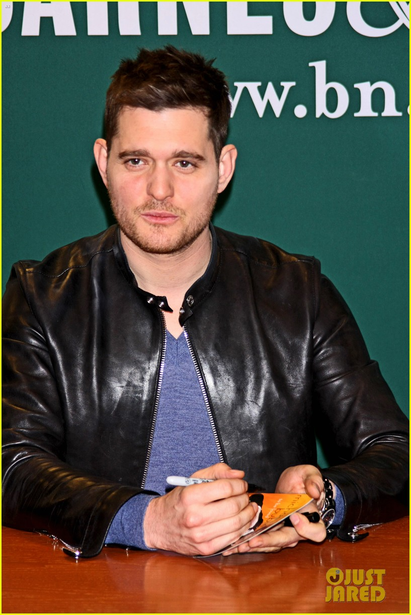 michael buble sings a capella in nyc subway watch now 082858102