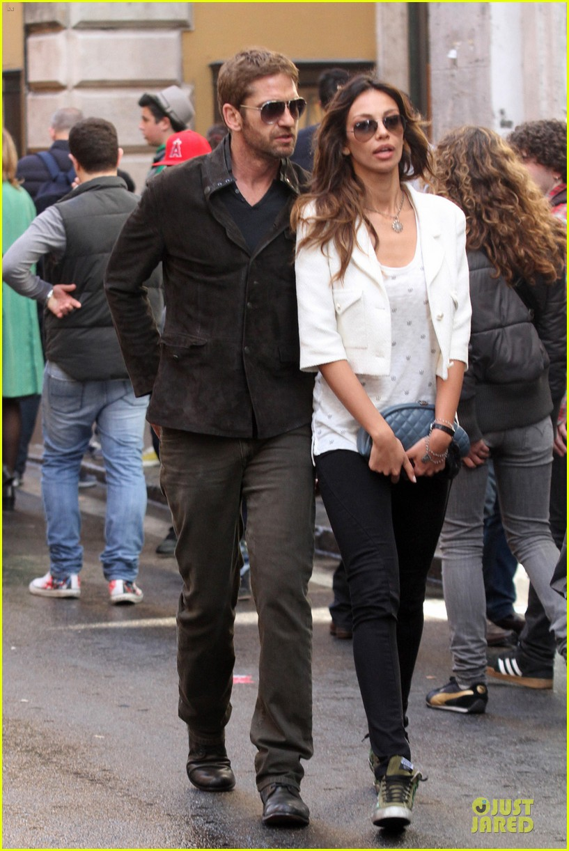 ... Fassbender dating Gerard Butler's ex Madalina Ghenea? - NY Daily News