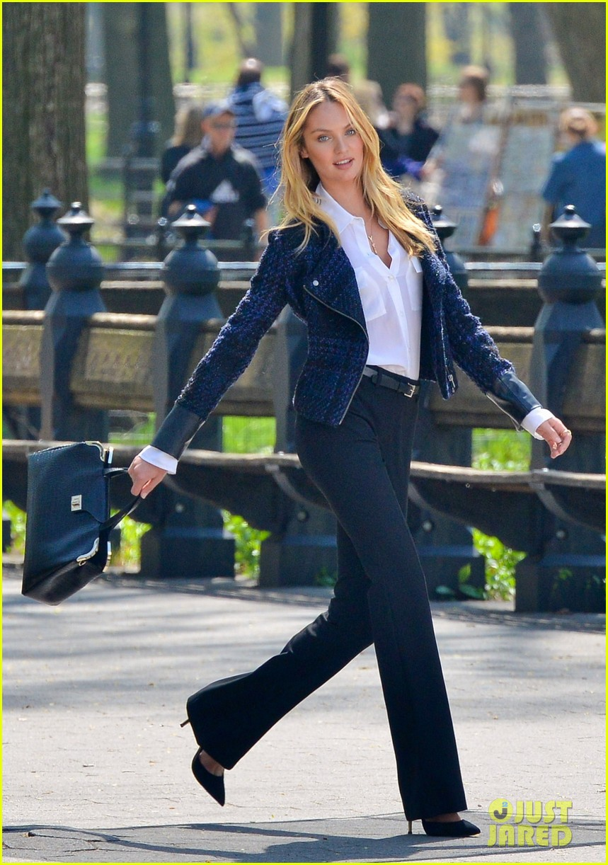 candice swanepoel central park photo shoot 072858032