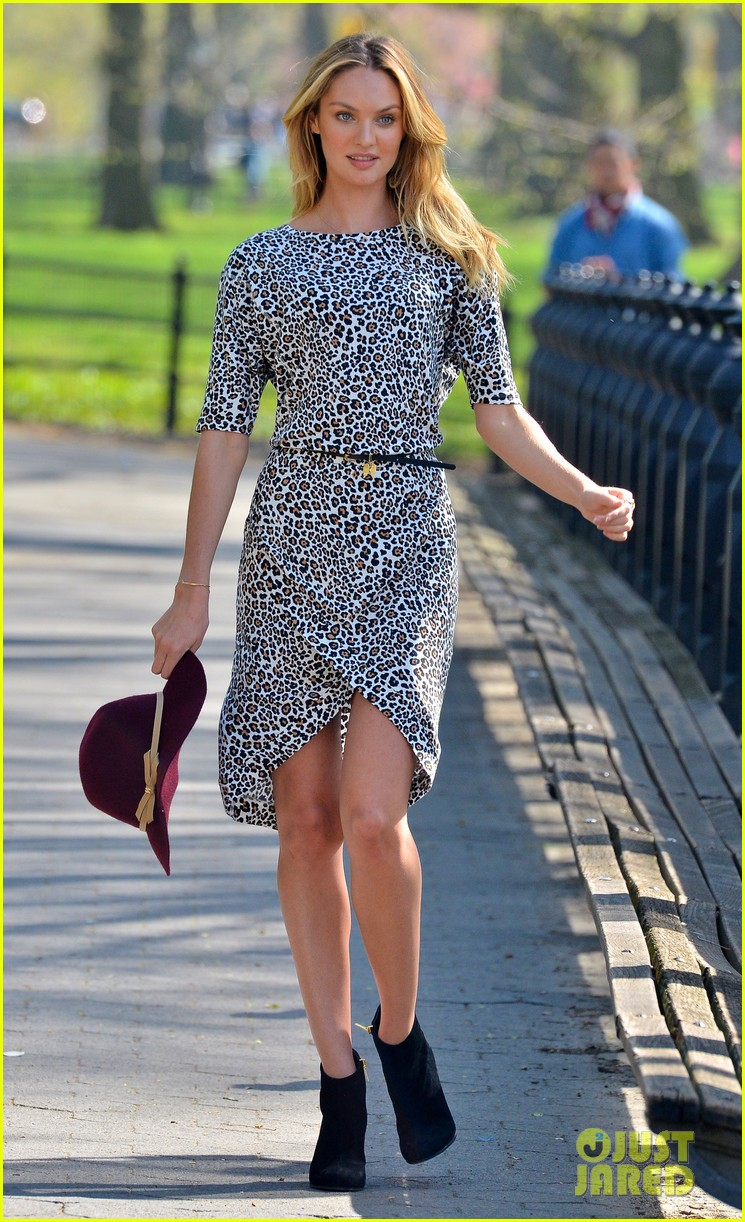 candice swanepoel central park photo shoot 102858035