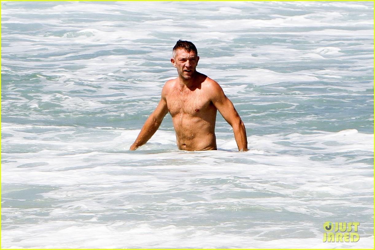 vincent cassel shirtless speedo sexy in rio 072852909