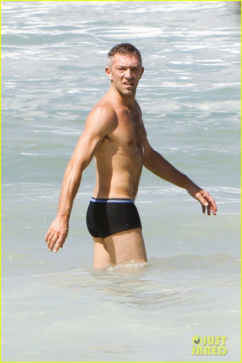 vincent cassel shirtless speedo sexy in rio 092852911
