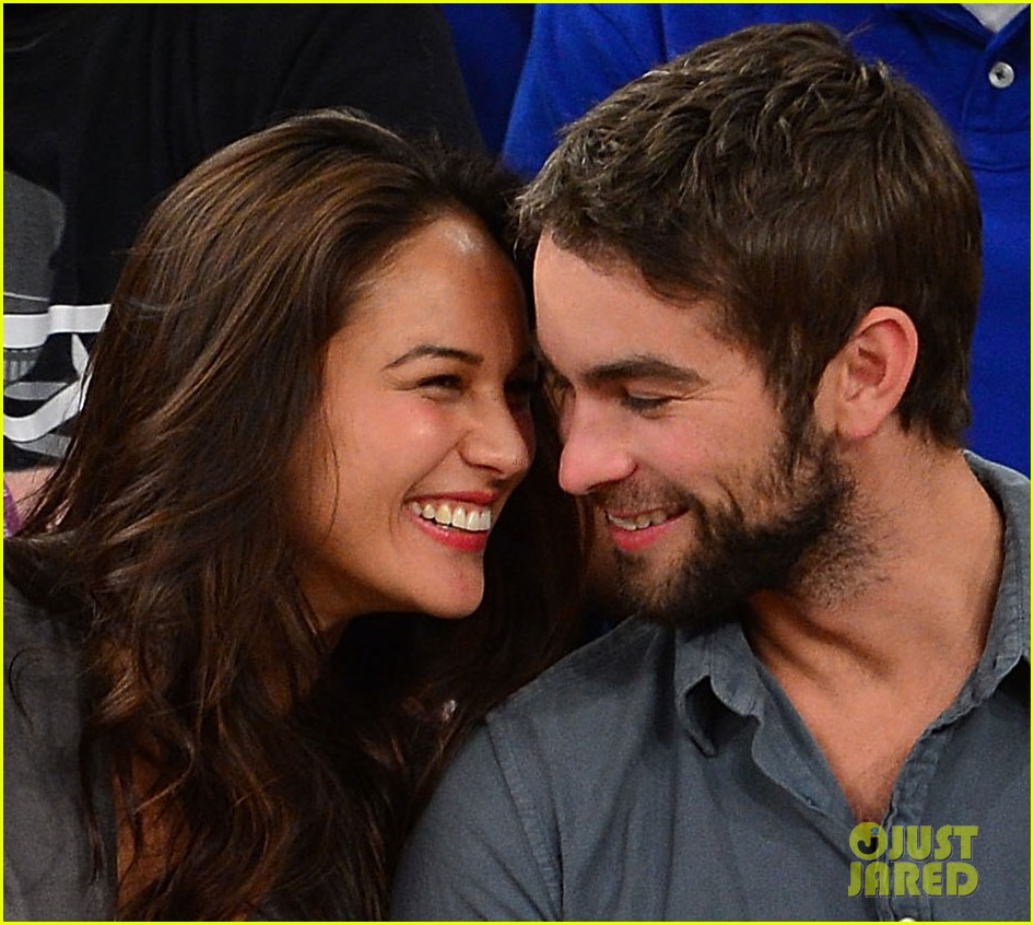 Rachelle Goulding And Chace Crawford
