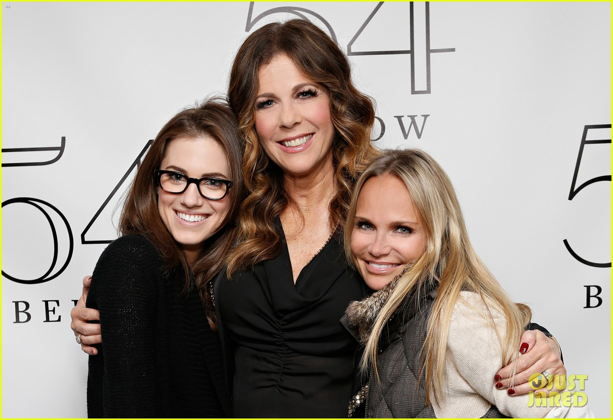 allison williams kristin chenoweth rita wilson at 54 below 07