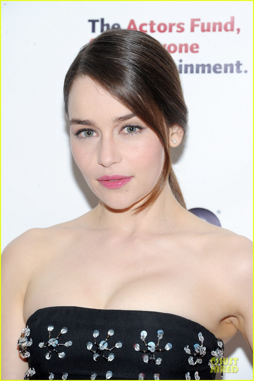 emilia clarke actors fund annual gala 05