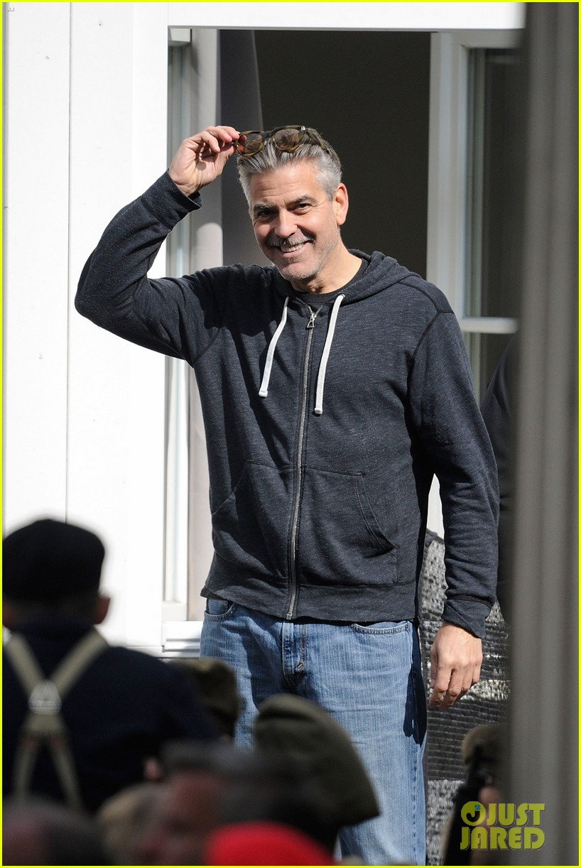 george clooney working with argo team for coronado high 02