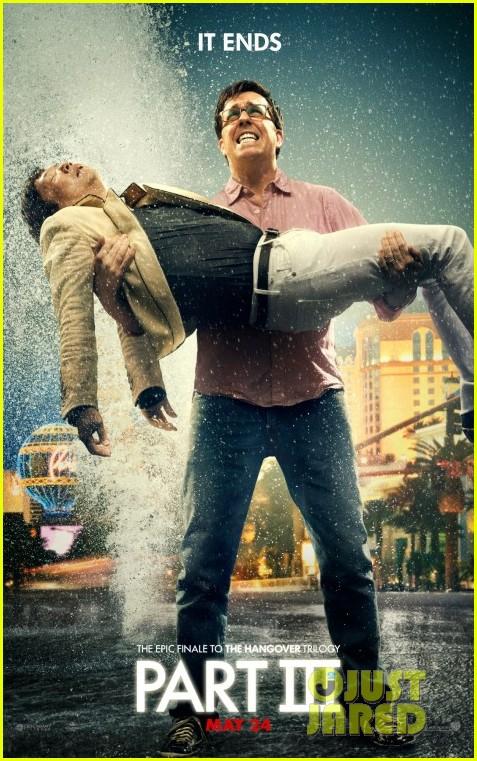 bradley cooper zach galifianakis hangover iii posters trailer 01