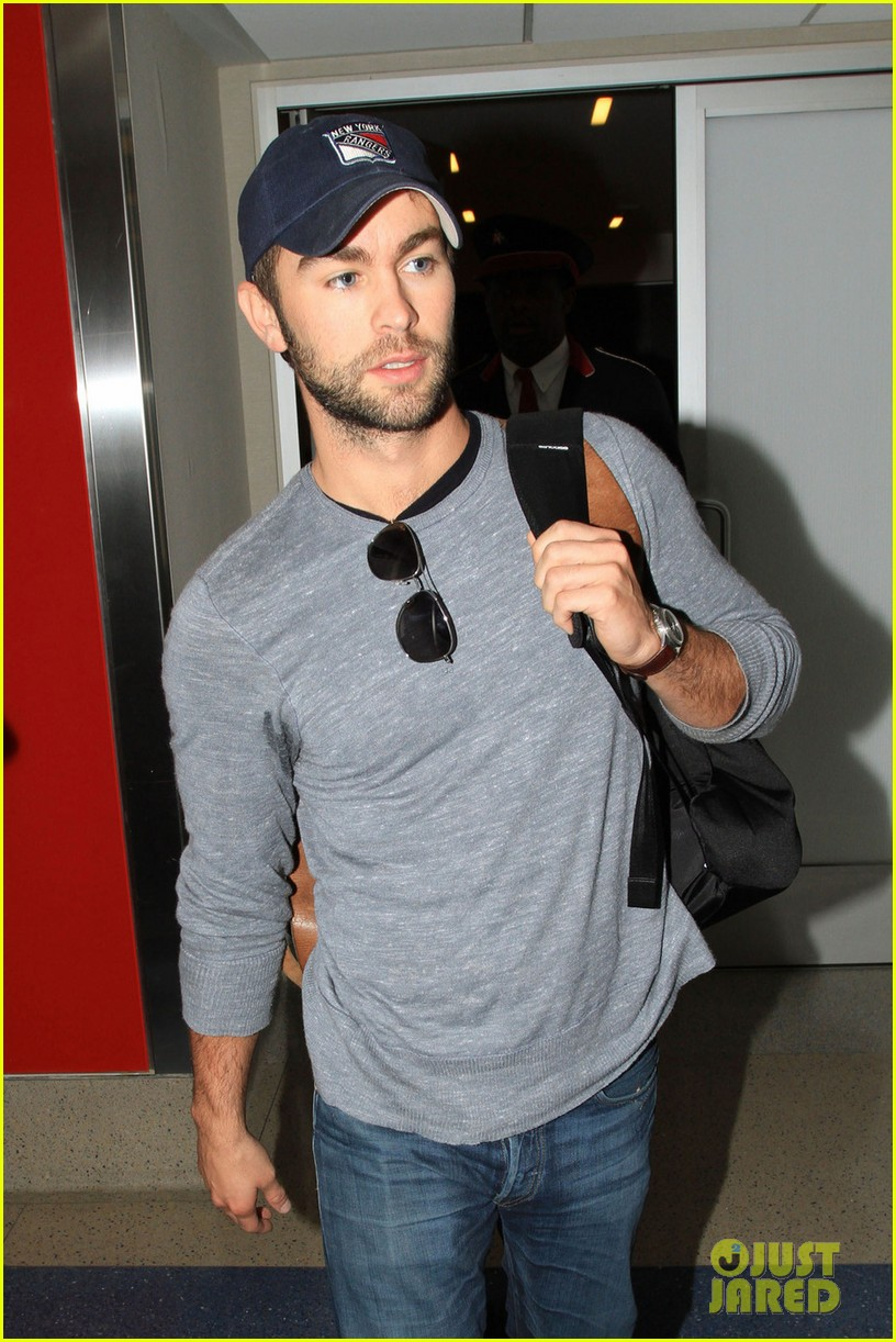 chace crawford los angeles arrival 032846843