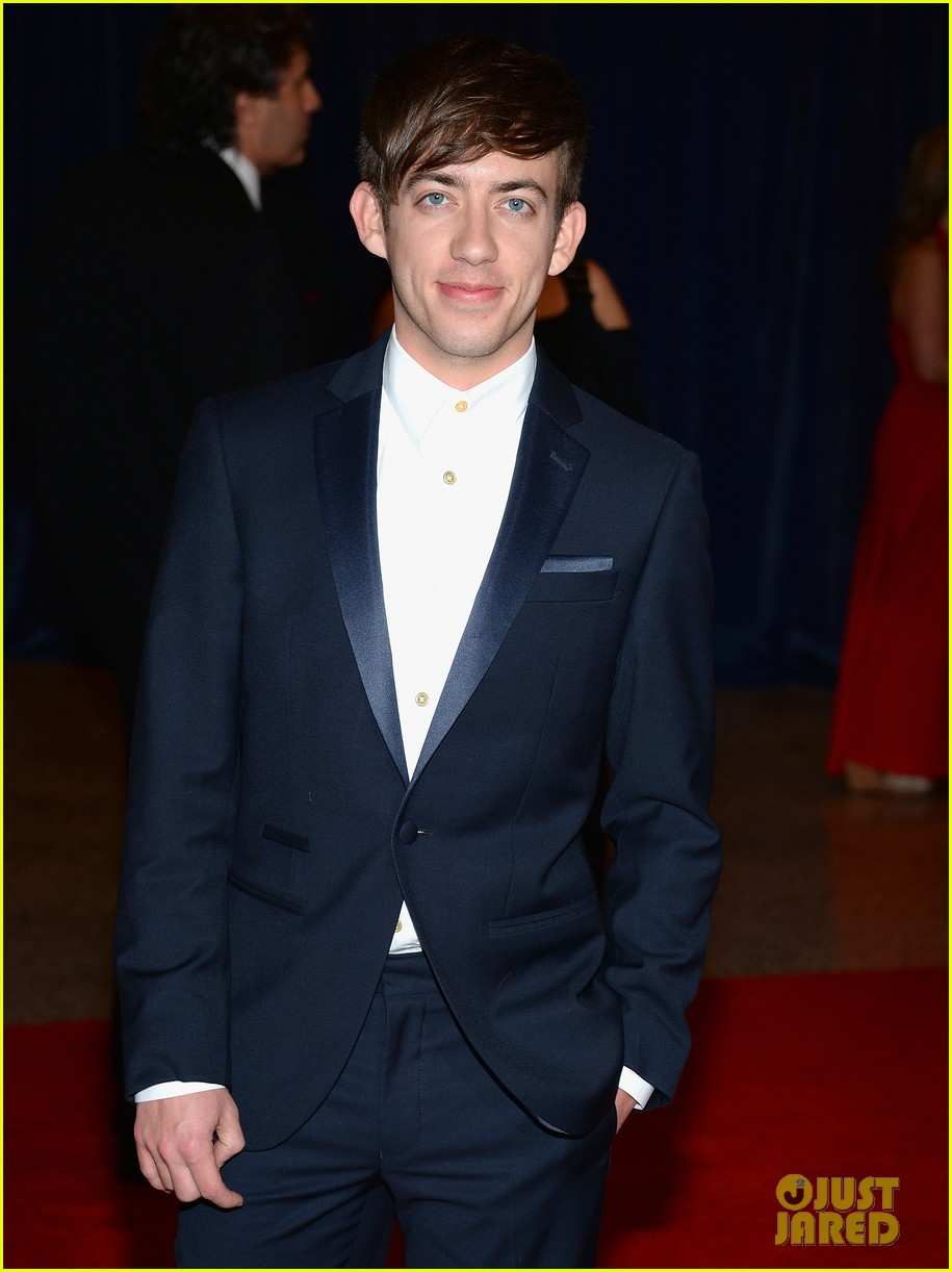 darren criss kevin mchale white house correspondents dinner 2013 042859620
