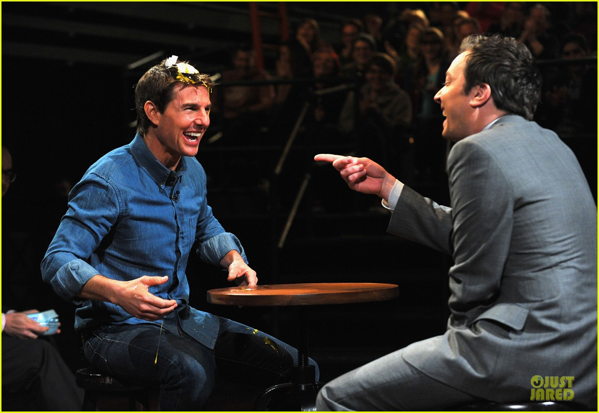 tom cruise egg roulette on fallon 122848522