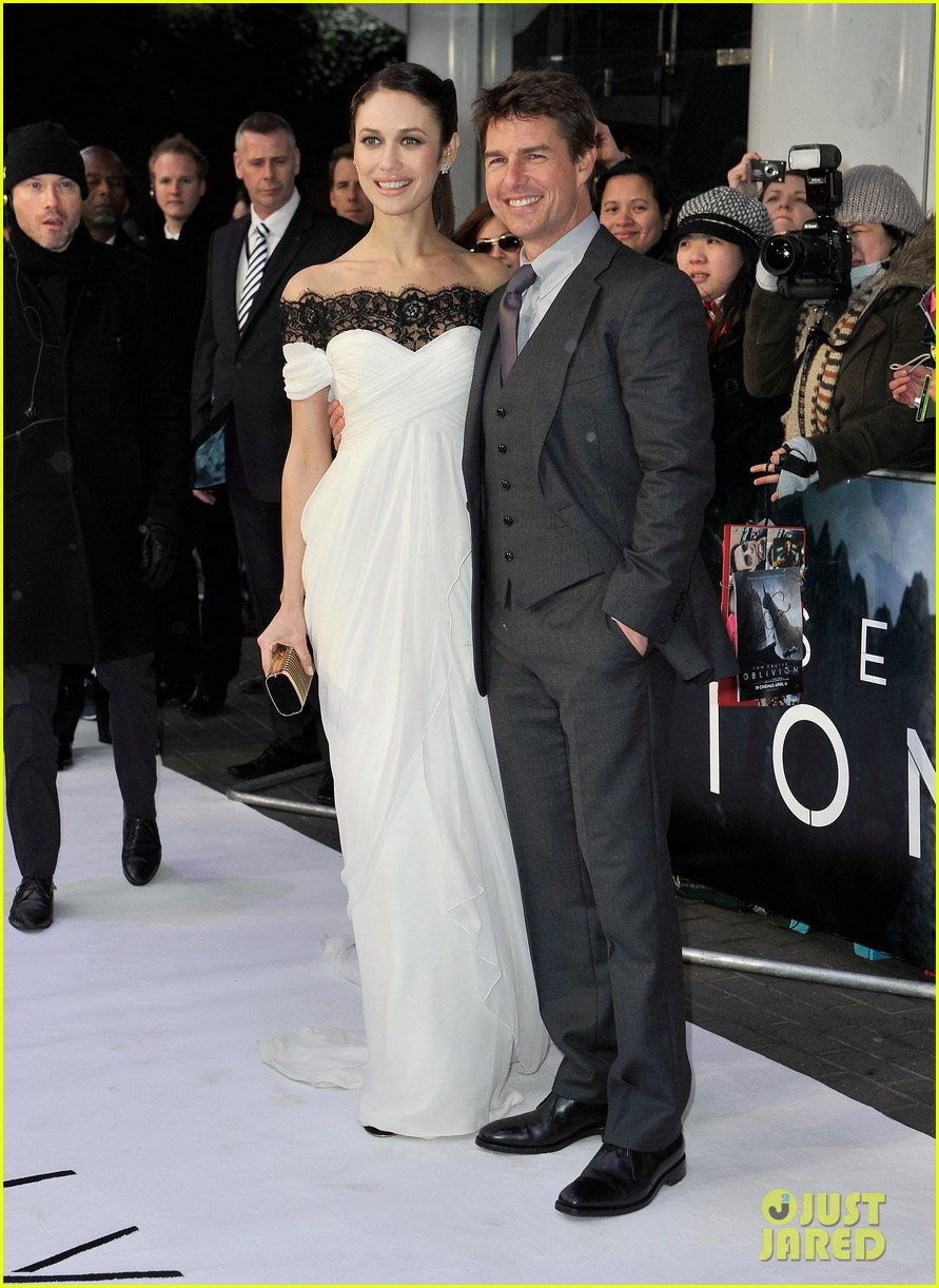 tom cruise olga kurylenko oblivion uk premiere 132843243